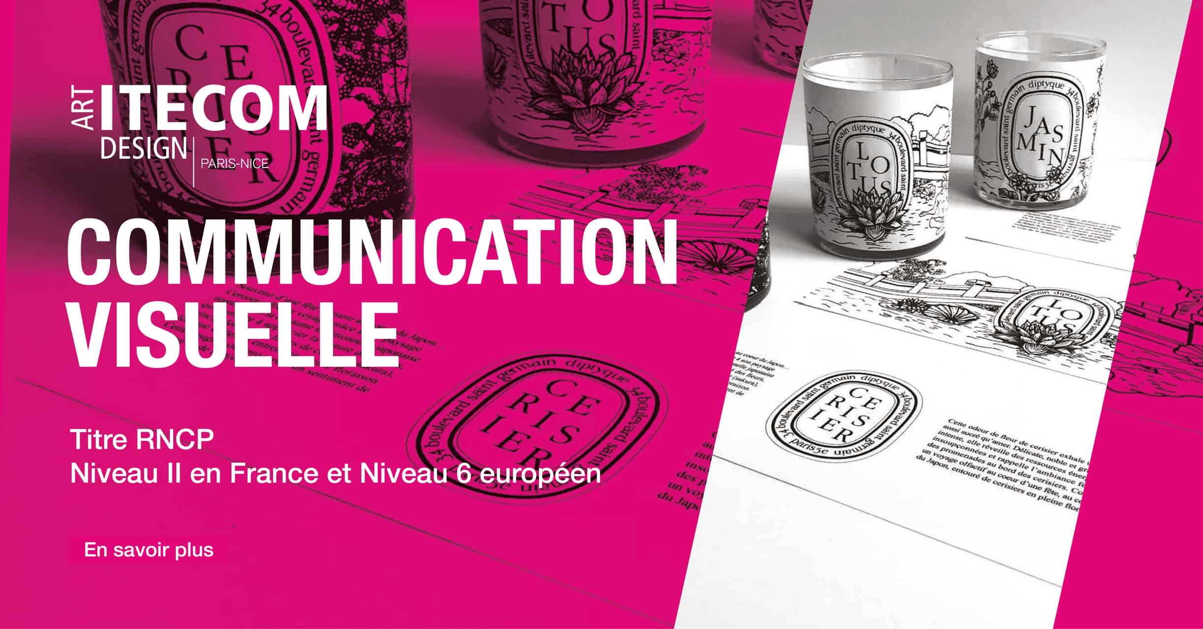 Communication visuelle Itecom nice